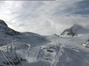 Церматт. Ледник Маттерхорн