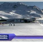 Снег в горах. Австрия Франция на 30.01