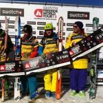 Мировой Фрирайд Тур в Курмайоре - лыжи у мужчин