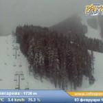 Снег погода и состояние склонов - Норвегия Германия Болгария на 02.02
