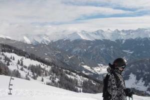 Австрия, горнолыжный курорт Венет