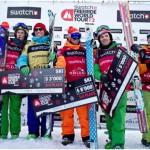 """Рёлдал, лыжный фрирайд. Побеждает """"вайлд кард"""" из Норвегии!"""