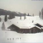 Снег и погода в горах состояние склонов в Австрии и Франции на 09.02