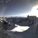 Снег и погода в горах состояние склонов во Франции на 28.02