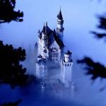 """Нойшванштайн - Лебединый замок """"сказочного короля"""""""