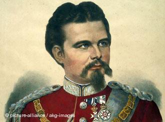 Король Людвиг II Баварский