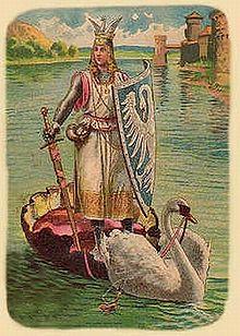 Лебединый рыцарь Лоэнгрин