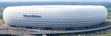 Альянц Арена / AllianzArena