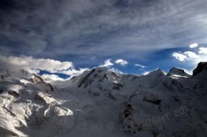 Церматт - вид на ледник
