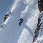 Французский сноубордист побеждает в Фибербурне