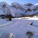 Снег и погода в горах состояние склонов в Швейцарии Италии Андорре на 01.03