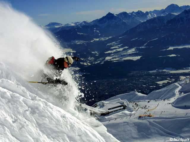 Горнолыжный курорт Инсбрук / Innsbruck