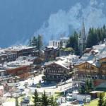 Куршевель / Courchevel - лучшие горнолыжные курорты Франции