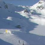 Снег и погода в горах состояние склонов в Австрии и Франции на 01 марта