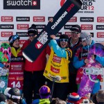 Сноубордистка из США побеждает  в Вербье и увозит мировой титул
