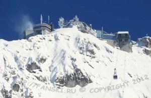 Цугшпитце / Zugspitze, Garmisch-Partenkirchen