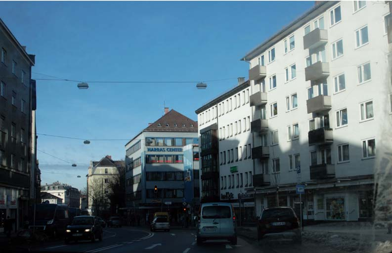 Окраины Мюнхена