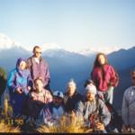 Рассвет на Пун Хилл (3200 м), Непал