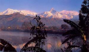 долина Покхара, район Аннапурны