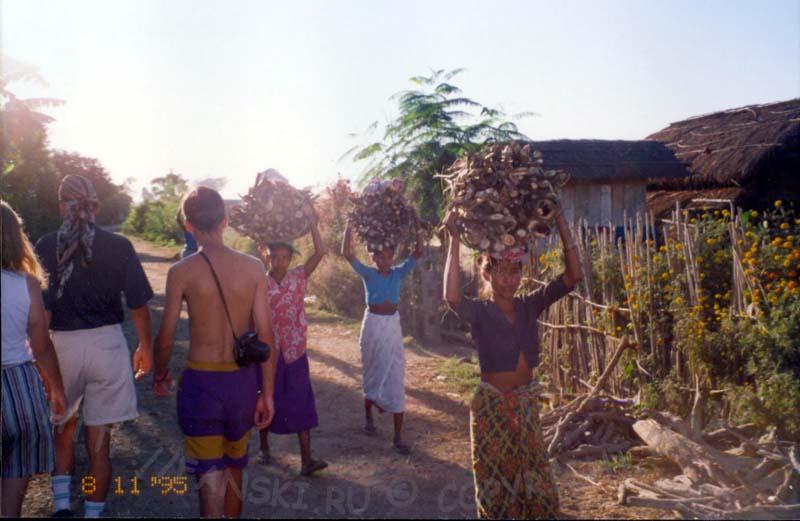 Непальские крестьянки