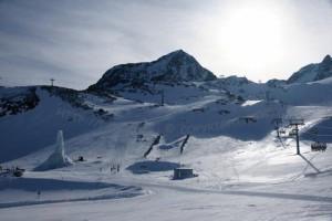 Ледник Штубай – Нойштифт
