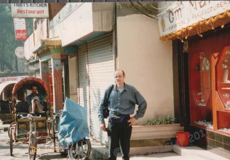 Велорикша, Непал