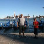 Венецианские гондолы