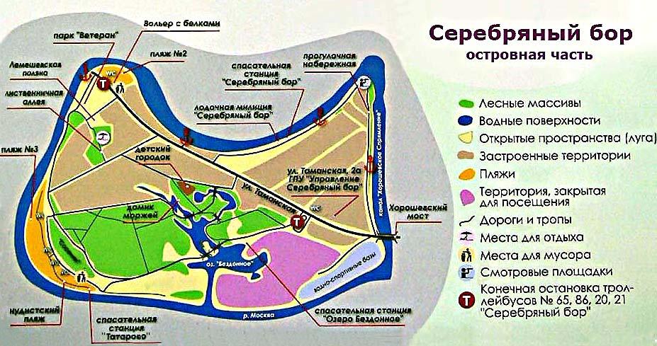 станции метро Полежаевская