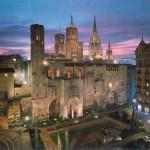 Барселона Баррио-Готико