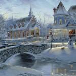 Финляндия-зимняя сказка