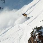 Сестры сноубордистки из Франции вызвали бурю оваций