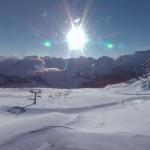 Весенние условия начинают преобладать в околоальпийских регионах