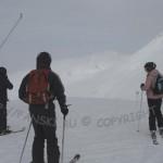 В Альпы возвращается зима