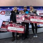 Элоди Мутон - новая чемпионка мира по фрирайду на сноуборде