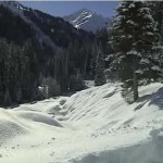 Зимняя погода действительно вернулась в Альпы