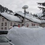 Европу завалило снегом в середине марта!