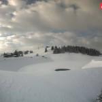 Настоящий павдер дэй был вчера в Альпах