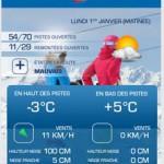 Новое приложение для планирования лыжных маршрутов в 3-х Долинах