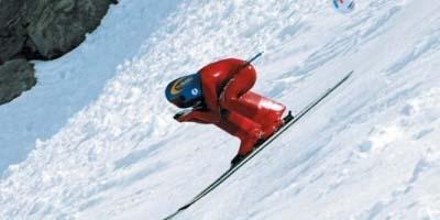 Скоростной спуск, Вербье, Швейцария