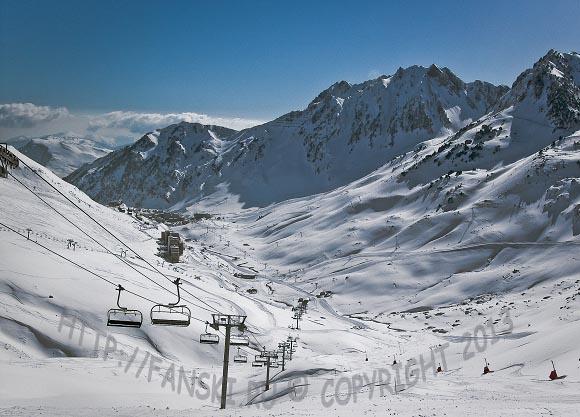 Гранд Турмале: самая большая станция Французских Пиренеев