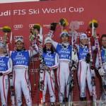 Австрийская национальная сборная сформирована к грядущей Зимней Олимпиаде в Сочи