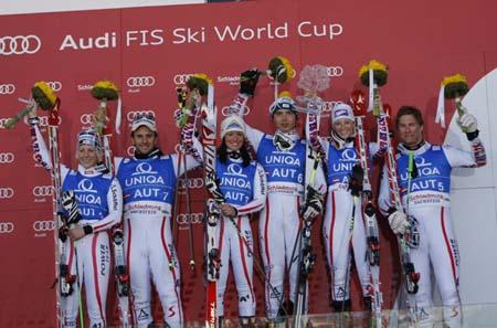 Австрийская национальная сборная по горным лыжам