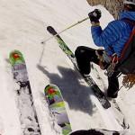 Ким Ховелл стала первой женщиной-горнолыжницей, спустившейся с Гранд Титон