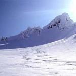 Камчатка, как летнее место для сноуборда