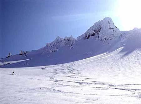Вулкан Вилючинский, Камчатка