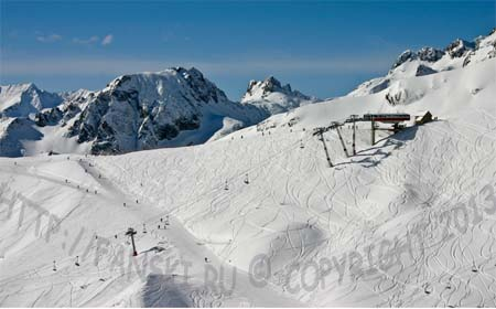 Котере: горнолыжная станция. Французские Пиренеи