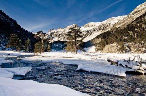 Национальный Парк Пиренеев  - Пон -д'Еспань