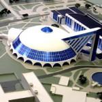 На конец 2013 года запланировано открытие центра фристайла в Минске