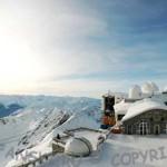 Пик - дю – Миди:  корабль среди звезд на высоте 2877 метров