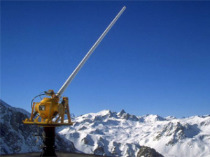 Снежная стрела